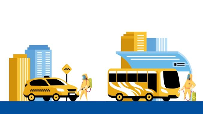 Vipu vya teksi na dolmus vinatambuliwa huko Istanbul