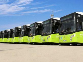 uued bussiliinid, mis alustavad teenindust izmitis