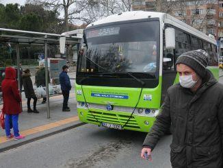 U Kocaelu se vožnje novcem uklanjaju u javnom prevozu.