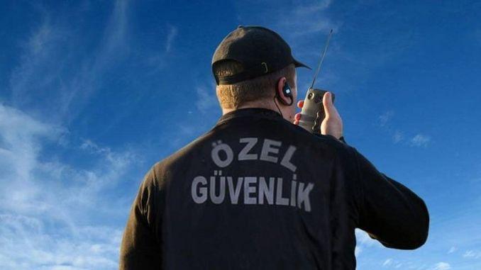 diogelwch preifat