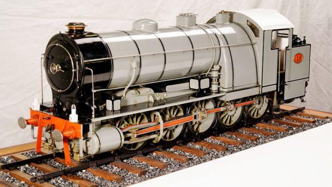 raoul cabibin lokomotif modelleri koleksiyonu rahmi m koc muzesinde