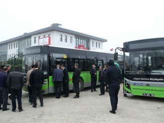 bus fleets will be used more effectively and efficiently in sakarya