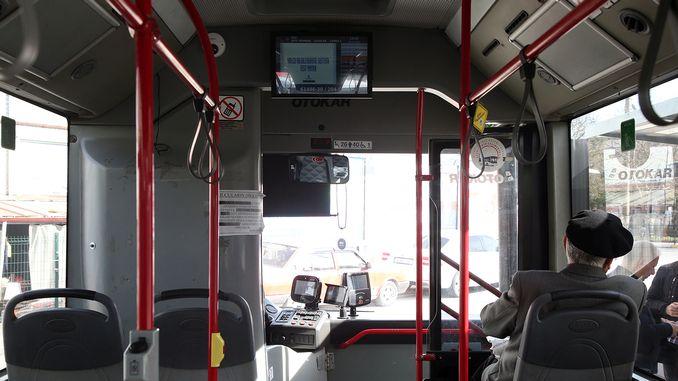 В Сакарье запущена система информирования и оповещения пассажиров