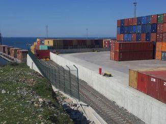 tcdd bicerova nemport port connection line completed