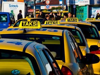 coronavirus restriction for commercial taxis
