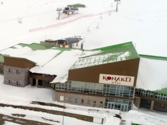 tourists will now be able to stay at konakli ski resort