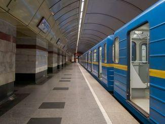 ukrainadagi korona xavotiri tufayli metro yopildi