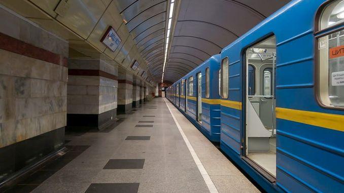 ukraynada korona endisesi nedeniyle metrolar kapatildi