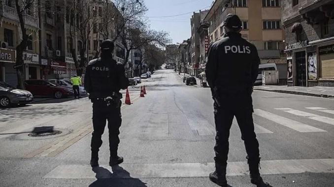 Кога започва ежедневният полицейски час, кога приключва?
