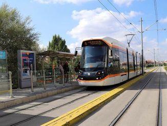 Eskisehir tramvay hatti
