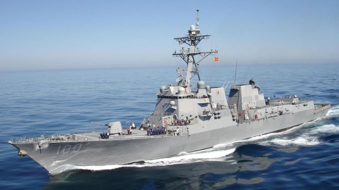 US warships under threat of covid