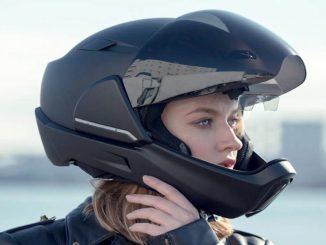 akıllı motosiklet kasklari