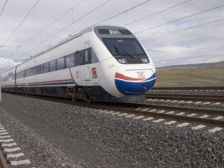 ankara istanbul хурдны галт тэрэг