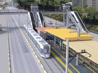 Roads that are closed within the scope of Antalya Stage Rail System Works