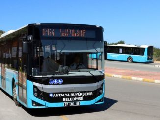 For those who work in Antalya daily ban, the line will be at once.