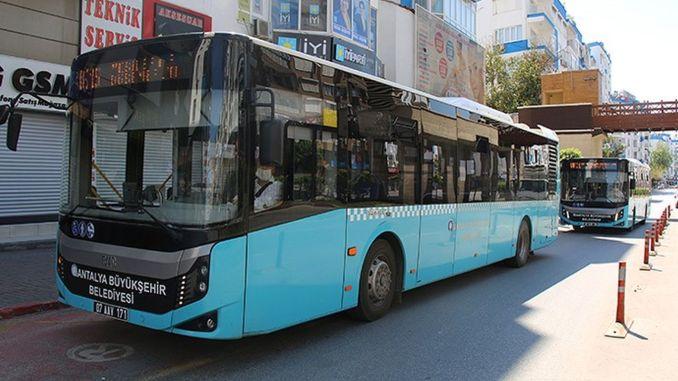In Antalya wurden die Richtlinien für das tägliche Ausgehverbot festgelegt.