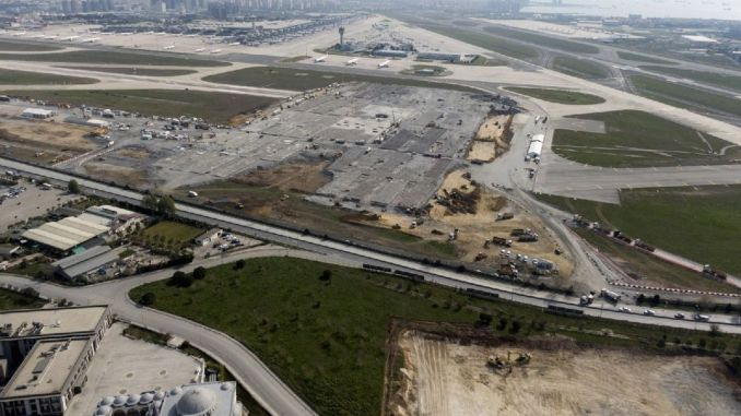 """הנדל""""ן הלאומי בשדה התעופה אטורק הועבר למנהלת הכללית"""