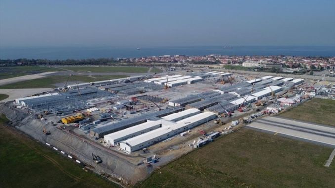 Ataturk airport and sancaktepe hospitals have come to an end