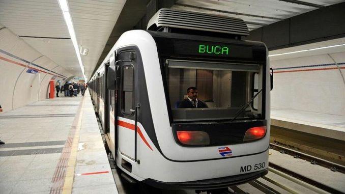 buca metro started