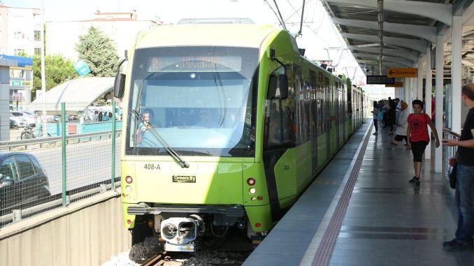 Where are the bursaray guzyolui stations?