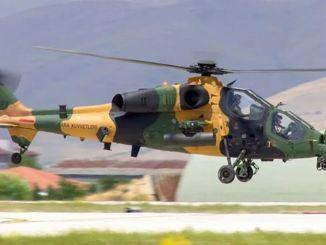 emniyetin ilk t atak helikopteri montaj hattinda