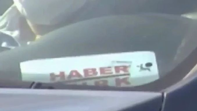 Haberturk vehicle