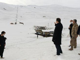 Το Hakkari merga butan χιονοδρομικό κέντρο θα είναι ένα ξενοδοχείο με κρεβάτια