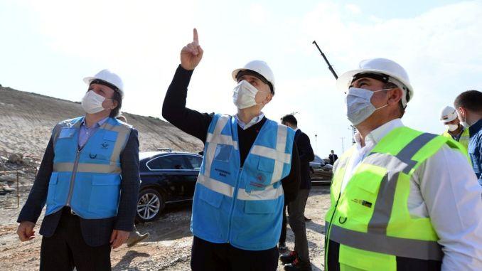 Halkali Kapikule Railway Line will be put into service