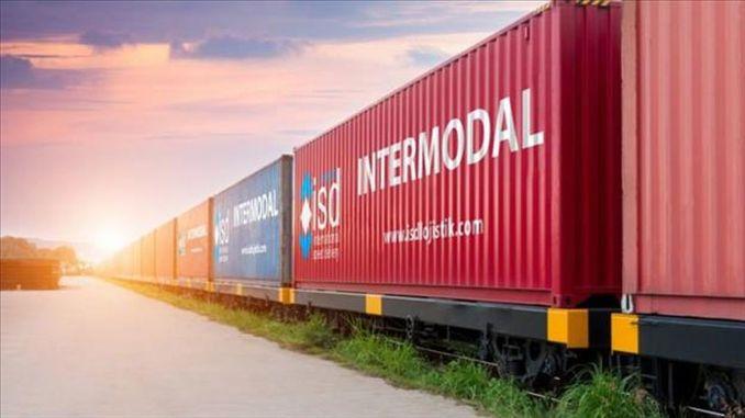 ISD logistics increased its intermodal transportation