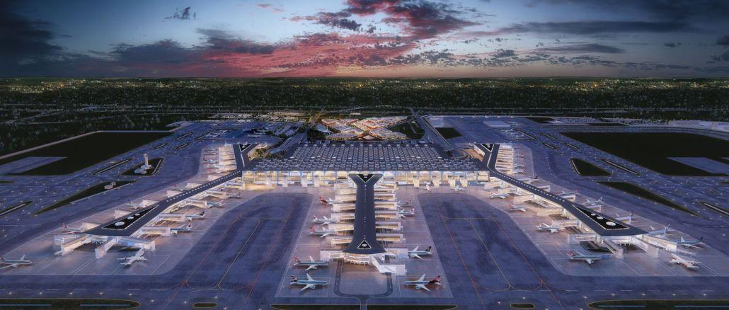 istanbul havalimani bir yilda milyon yolcu agirladi