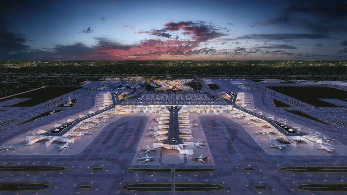Istanbulski aerodrom dočekao je milion putnika godišnje