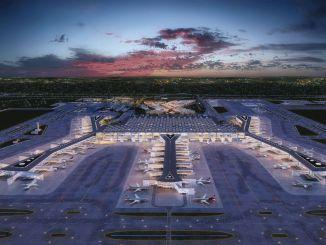Für die Landebahn des Flughafens Istanbul wurde ein offizieller Antrag gestellt