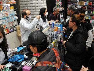 Istanbulites Can Get Free Masks From Pharmacies