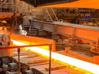 İzmir steel and steel shop section started production