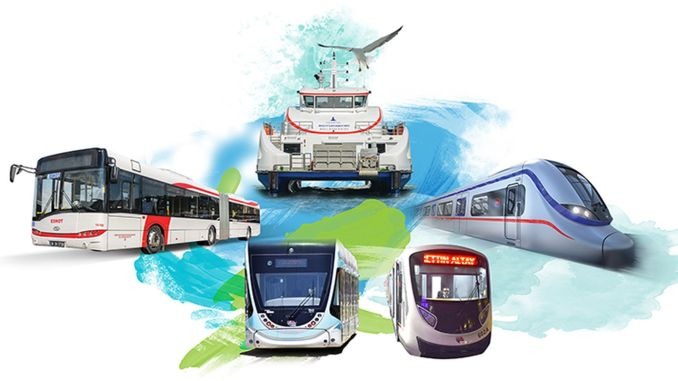 How to get public transportation in Izmir on the weekend