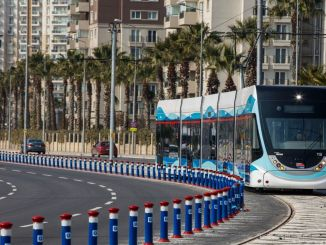 Outbreak regulation on public transportation times and numbers in Izmir