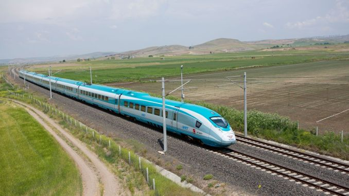 railway lines to be provided for public service are determined