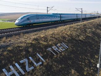 kayseri high speed train project is not in investment year
