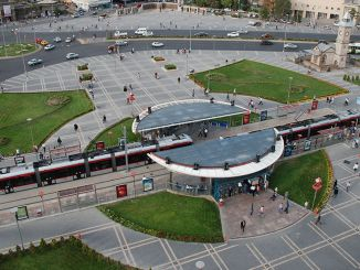 bus and tram opening hours in Kayseri