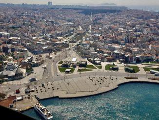 עוצר הכריז באיסטנבול כחלק מאמצעי וירוס הנגיף