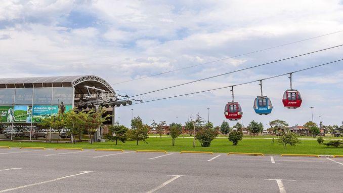 samsun cable car