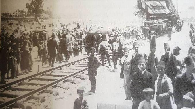 april anadolu bagdat railway