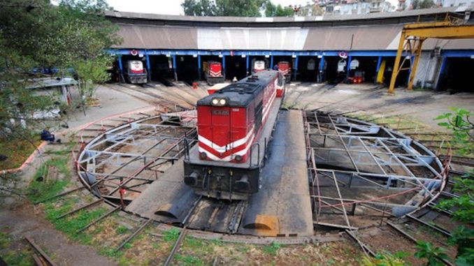 tcdd railway doner breakers