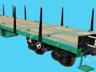 tudemsas rgns vagón de carga