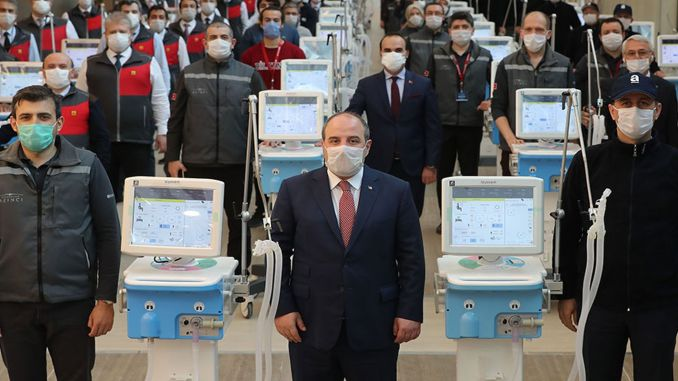 lokale und nationale turkiyede großen Atem Atemschutzgerät ALDIRMA