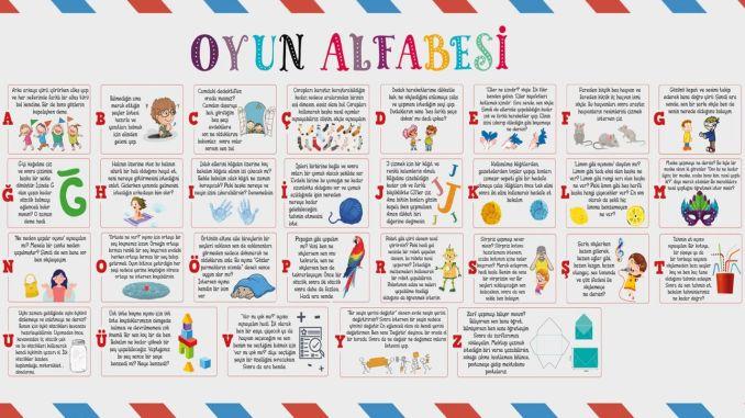 Preparing Game Alphabet for Kids