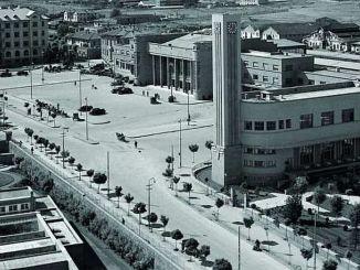 Мамлекеттик Темир башкаруу Анкарадагы жаңы имаратынын негизинде ыргытылган
