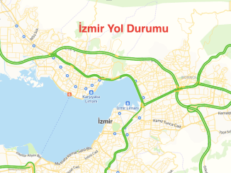 Izmir Yol Durumu