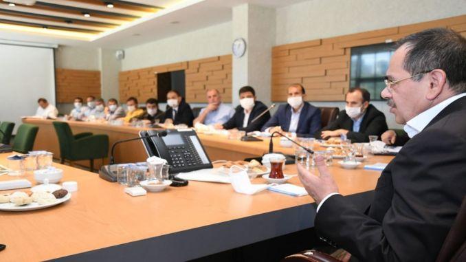 Χίλια χιλιόμετρα δρόμου θα κατασκευαστούν μέχρι το τέλος του έτους στο Samsun