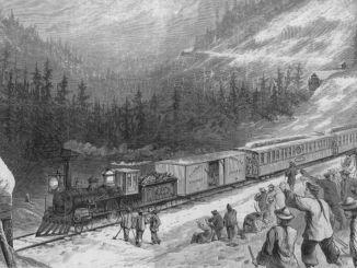 سكة حديد عبر القارات